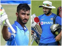 Karnataka S Malayalee Player Devdutt Padikkal Aims Spot In Indian Team