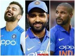 Indian Opener Shikhar Dhawan Draws Comparisons Between Kohli And Rohit S Captaincy