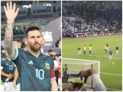 Brazil Teams Malayalee Requests Messi Not To Score Goal In Penalty