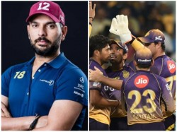 Releasing Australian Player Lynn Bad Call By Kkr Says Yuvraj