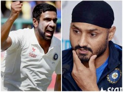 Former Spinner Harbhajan Asks Bcci To Include Ashwin In T20 Team