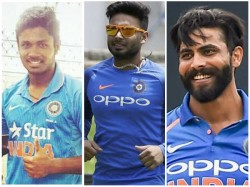 Indian T20 Odi Team Announced For West Indies Series