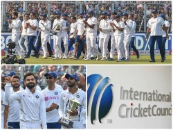 Indian Maintains Top Spot In Icc World Championship Table With Massive Lead