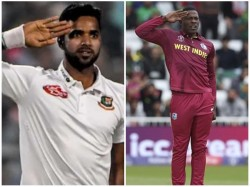 Reason Behind Bangladesh Pacer Ebadot Hossain S Salute Celebration