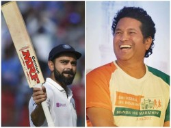 Indian Captain Kohli Reveals How Sachin S Advice Helped Him In Pink Ball Test