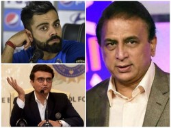 Gavaskar Rebukes Kohli Says Indian Team Won Tests Before Ganguly Too