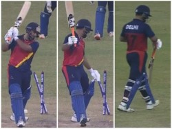 Indian Wicket Keeper Pant S Horrible Shot To Be Dismissed For Delhi