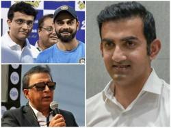 Gambhir Echoes Kohli S Comments Says India Started Winning Overseas Under Ganguly
