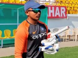 Opener Prithvi Shaw Returns To Mumbai Team For Mushtaq Ali Trophy