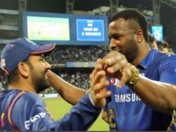 West Indies Captain Kieron Pollard Unfollows Rohit Sharma On Twitter
