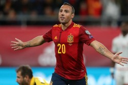 Euro Qualifiers Match Results Italy Spain Win