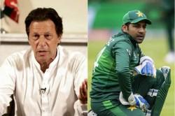 Sarfraz Ahmed Should Focus On Domestic Cricket Says Pakistan Pm Imran Khan