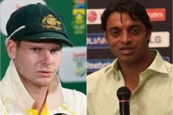Shoaib Akhtar Would Have To Hurt Steve Smith