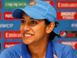 Indian Woman Cricketer Smriti Mandhana Reveals Her Crush