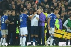 Son Heung Min Won His Appeal On Red Card For Andre Gomes Challenge