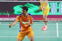 Sourabh Verma Reach Semifinal In Syed Modi International