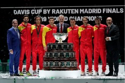 Spain Clinch 6th Davis Cup Title
