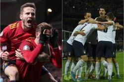 Euro 2020 Qualifiers Spain Beat Romania