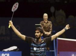 Hong Kong Open 2019 Kidambi Srikanth Reaches Semi Final Since March