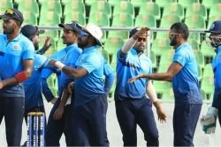 Syed Mushtaq Ali Trophy Kerala Beat Manipur