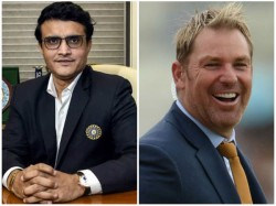 Warne Asks India To Play Day Night Test Against Aussis Ganguly Replies
