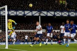 Premier League Tottenham Everton Match Draw Leicester City Win