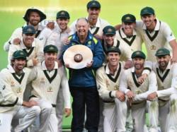 Australia Beats Pakitan By Innings In Pink Ball Test