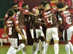 Gokulam Kerala Fc Beats Indian Arrows In I League Football