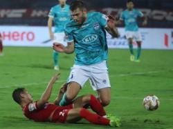 Bengaluru Fc Beats North East United In Indian Super League Match