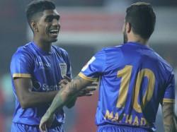 Mumbai City Beats Jamshedpur Fc In Indian Super League Match