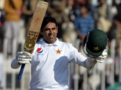 Pakistan Opener Abid Ali Becomes First Player To Hit Century In Test And Odi Debut