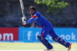 Asghar Afghan Appointed As Afghanistan Captain In All Formats