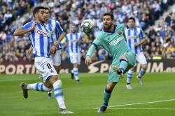 Barcelona Draw Against Sociedad In La Liga