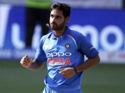 Indian Pacer Bhuvaneshwar Kumar Could Miss Odi Series Against Windies