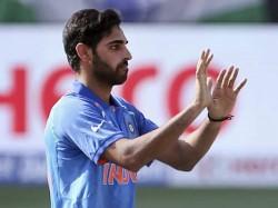Indian Pacer Bhuvaneshwar Kumar To Miss Odi Series Against Windies