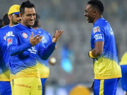 Ms Dhoni Will Play In Upcoming T20 World Cup Says Bravo