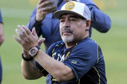 Diego Maradona Claims Lost His Virginity At 13 Year Old
