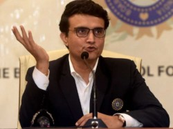 Ganguly Reacts Icc S Proposal To Make Four Day Tests