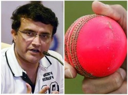 Bcci President Talk About Pink Ball Test