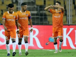 Fc Goa Beats Odisha Fc In Indian Super League Match