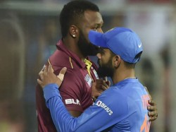 Ask Kohli Why He Is So Animated Says Windies Captain Pollard