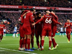 English Premier League Liverpool Grind Out Another Win