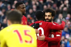 English Premier League Liverpool Win Chelsea Lose