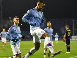 Champions League Gabriel Jesus Hat Trick Helps Manchester City