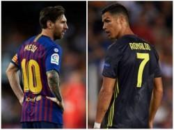 Lionel Messi Surpasses Cristiano Ronaldo S La Liga Hat Trick Record