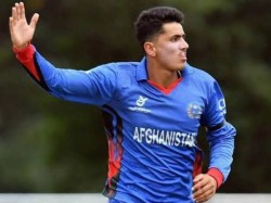 Afgan Spinner Mujeeb Ur Rahman Becomes Youngest To Complete 100 Wickets In T