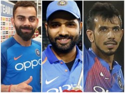 Indian Spinner Chahal Compares Kohli And Rohit S Captaincy