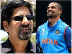 Former Selector Srrikanth Wants Rahul To Replace Dhawan As India S T20 Opener