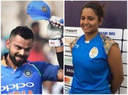 Indian Captaian Kohli Got Inspired After Deepika Train Reveals Shankar Basu