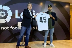 Rohit Sharma Appointed La Liga India Brand Ambassador